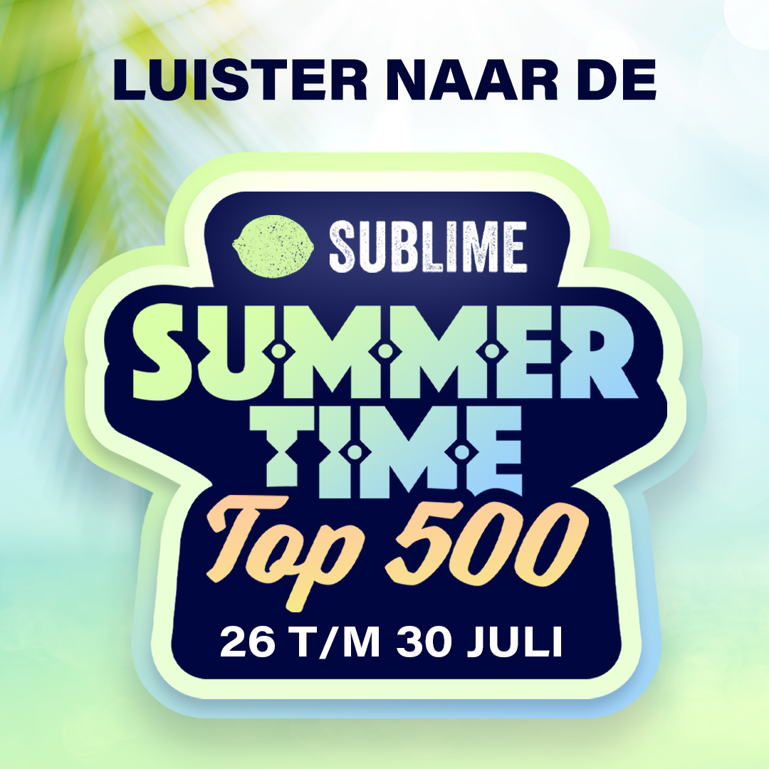 Sublime Summertime Top 500