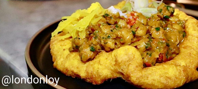 Kikkererwten curry van London Loy