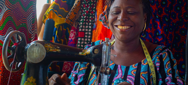 Nigeriaanse mode in opkomst
