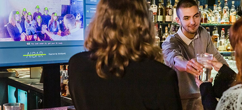 De digitale barman