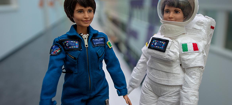 Mattel lanceert Astronaut Barbie