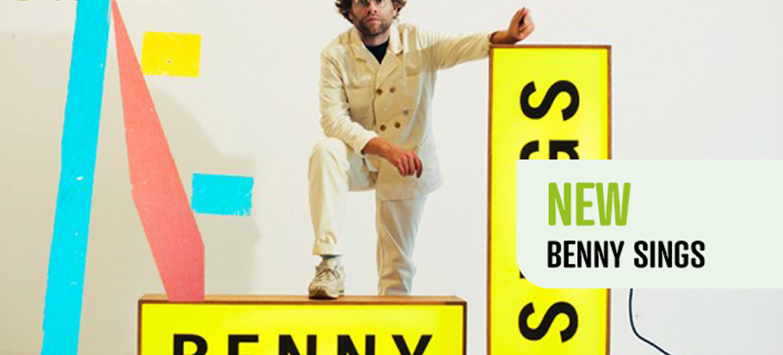 Nieuwe muziek Benny Sings
