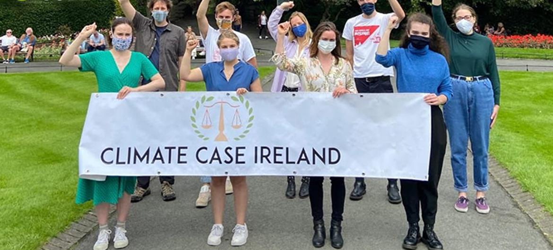 Overwinning Ierse klimaatzaak 'mogelijk gevolgen heel Europa'