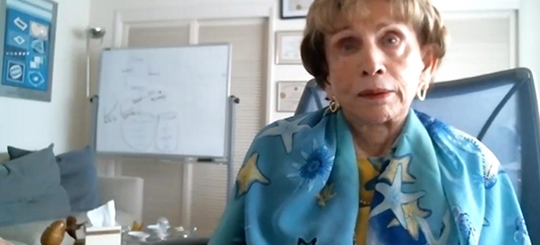 Edith Eger (92) overleefde Auschwitz