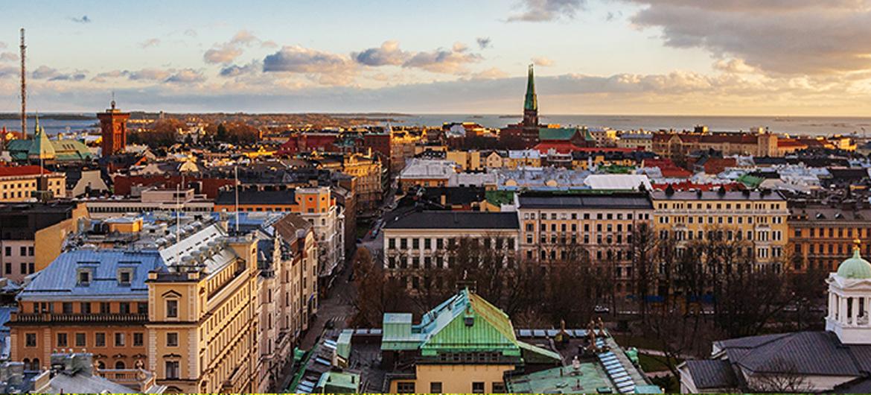 Dakloos in Finland