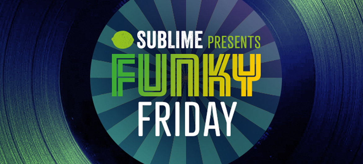 Stuur jouw Funky Friday-plaat in!