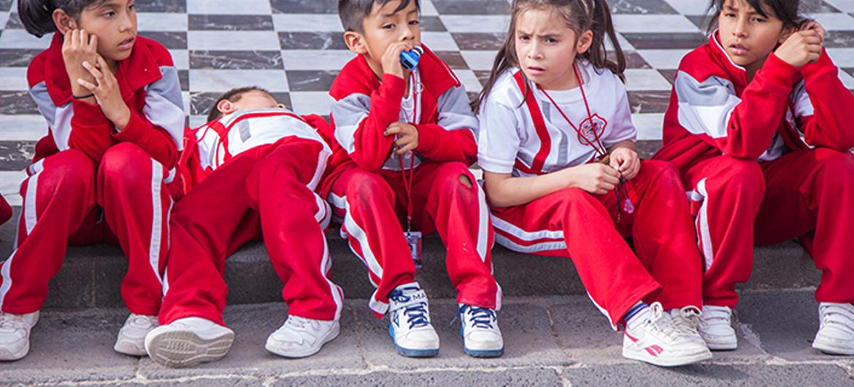 Een genderneutrale outfit voor school