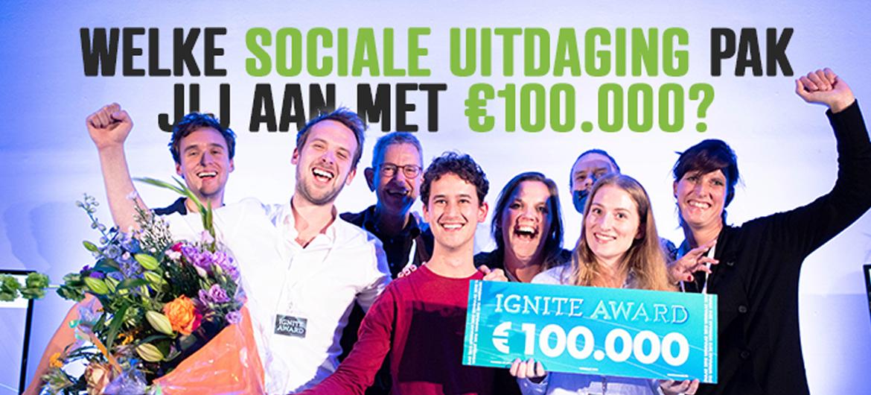 Sociaal ondernemers maken kans op investering
