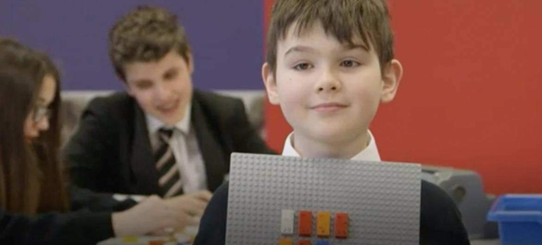 Braille-Lego