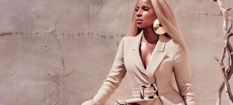 Nieuwe muziek Mary J Blige