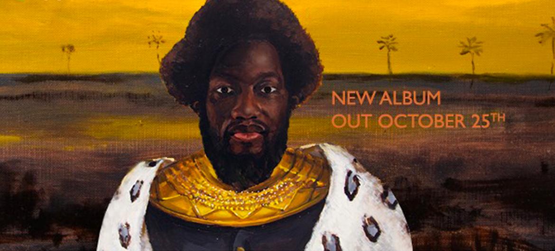 Michael Kiwanuka kondigt album aan