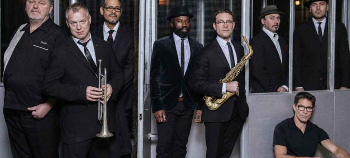 New Cool Collective in Tivoli