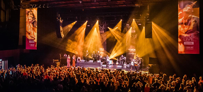Eerste namen Soul Live Festival bekend