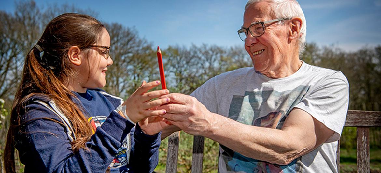 Opa's en oma's stemmen voor klimaat