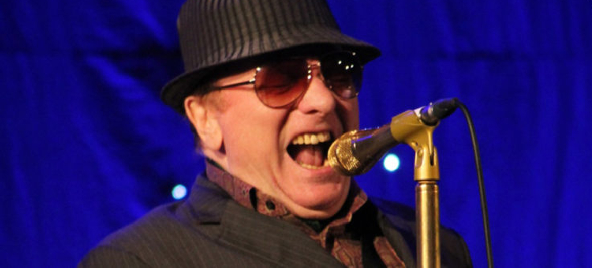 Van Morrison op Holland International Blues Festival