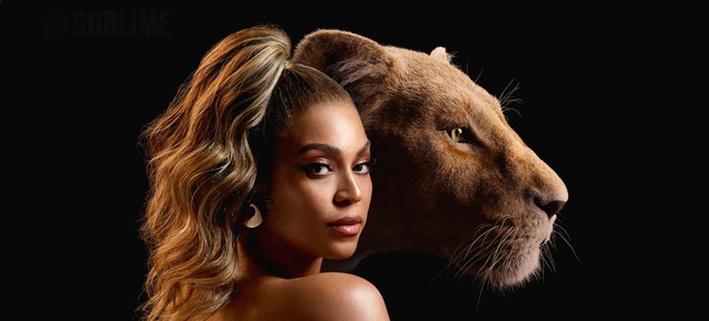 Beyoncé zingt de Lion King