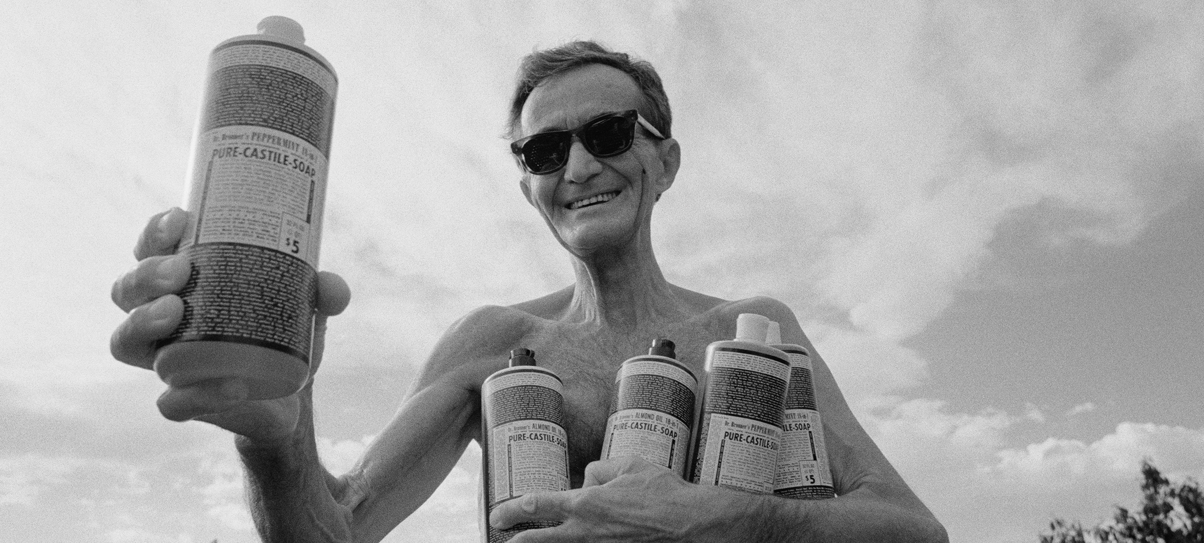 Dr. Bronner: zeep met impact