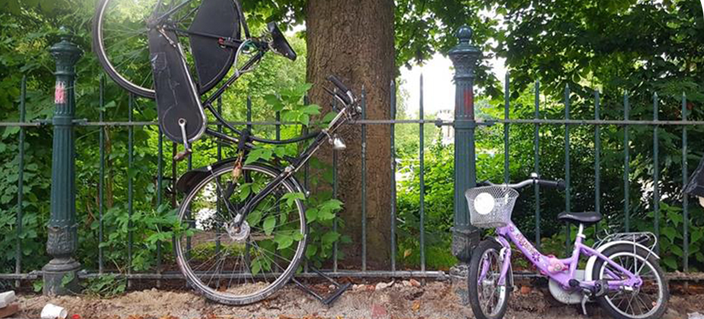 Afgedankte fietsen krijgen tweede leven