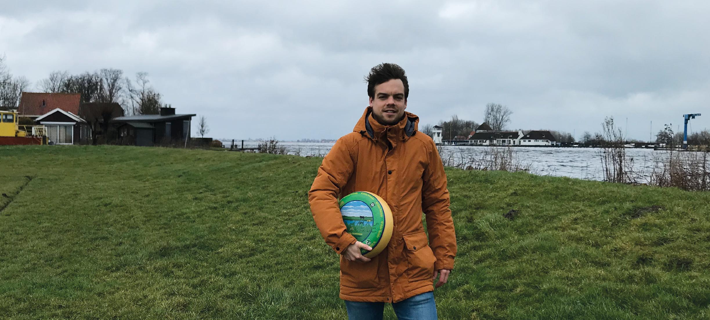 Econoom gaat boeren voor betere bodem