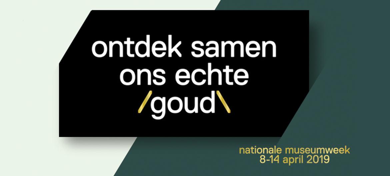 Nationale Museumweek 2019 van start