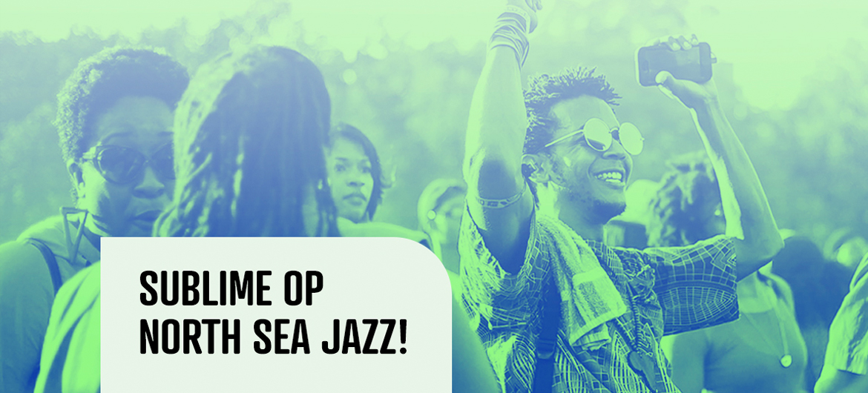 Sublime-gids voor North Sea Jazz