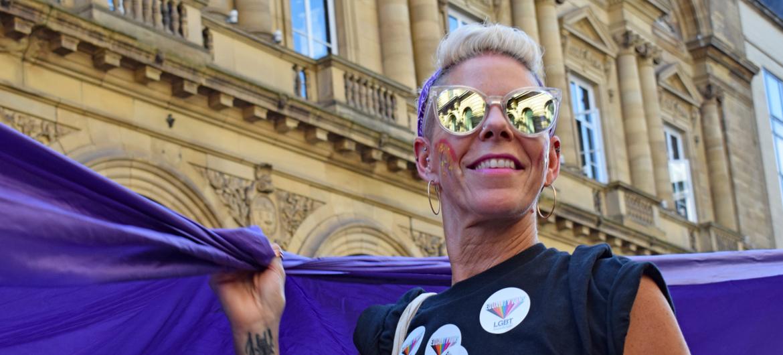 Strijd voor gelijkheid gender