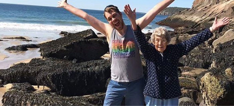 Roadtrippen met je 85-jarige oma