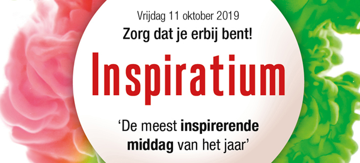 Inspiratiemiddag van The Optimist en Sublime