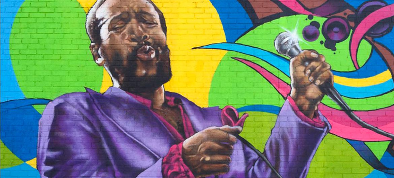 Marvin Gaye versus John Legend