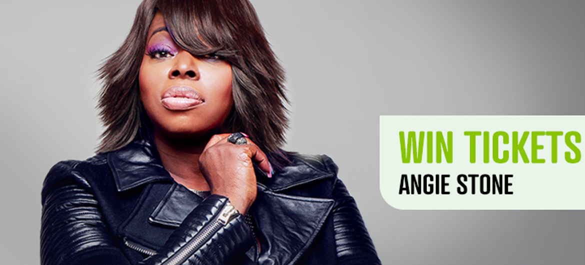 Win tickets voor Angie Stone