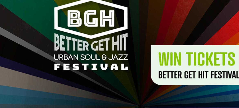 Kaarten Better Get Hit Festival!