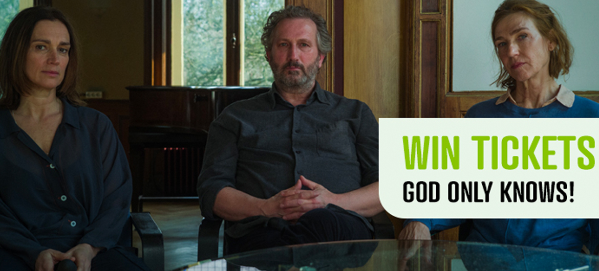 Win tickets 'God Only Knows!'