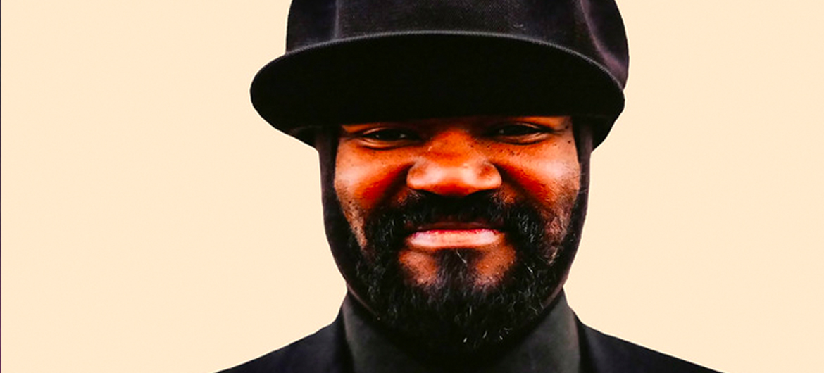 5x Gregory Porter live!