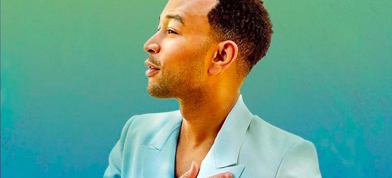 """John Legend """"Sex is een prima testomgeving"""""""
