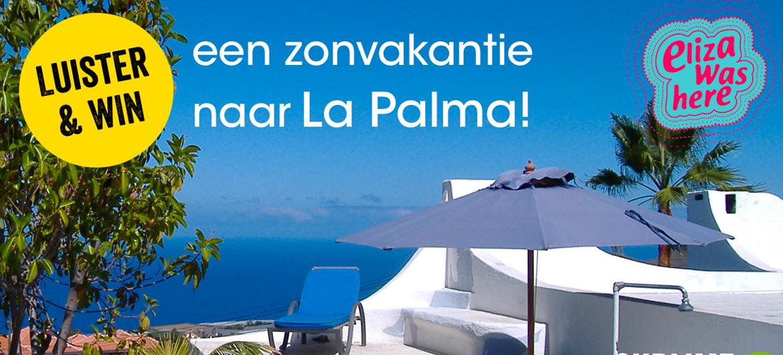 Win zonvakantie op La Palma!