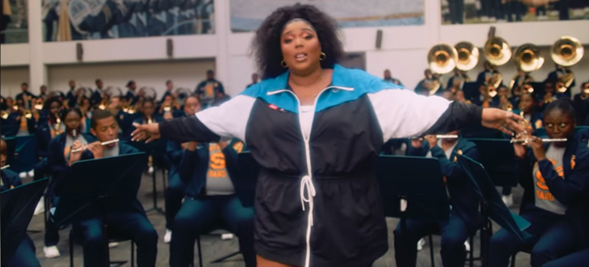 Lizzo voelt zich 'Good As Hell'