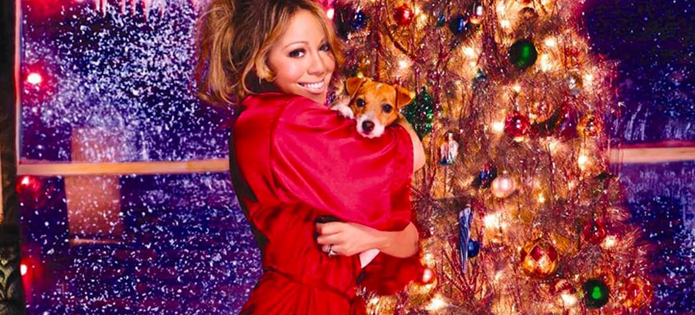 Mariah Carey brengt kerstalbum opnieuw uit