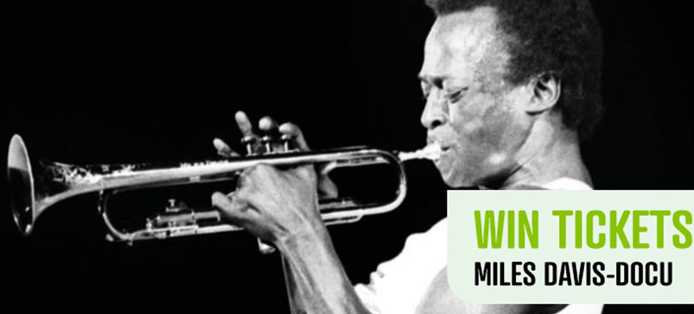 Win kaarten voor Miles Davis-docu