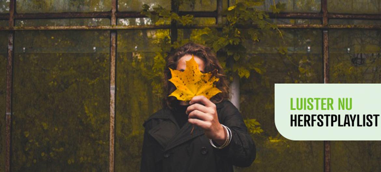 De herfst-playlist op Spotify