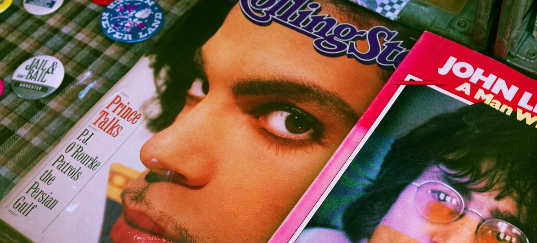 Nieuwe film over Prince in de maak