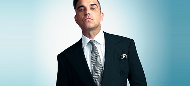 Nieuw album Robbie Williams