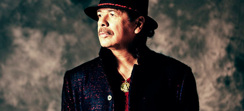 Santana 2020 naar Ziggo Dome
