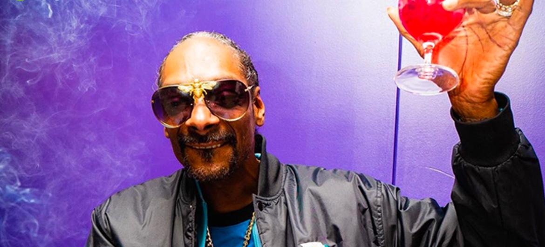 Val in slaap met Snoop Dogg