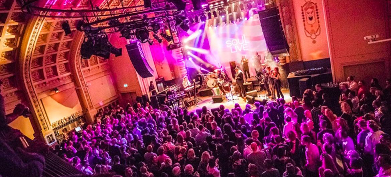 Soul Live viert 10-jarig jubileum