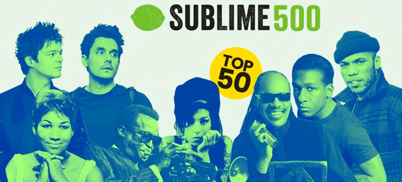 Top 50 afspeellijst op Spotify