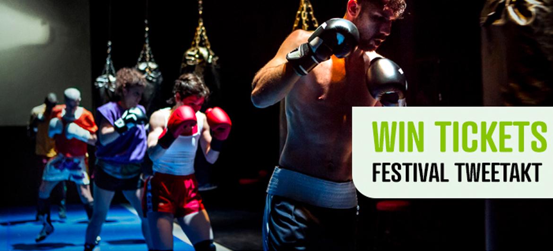 Win tickets voor Festival Tweetakt