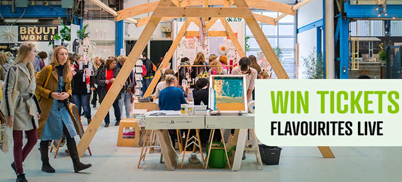 Win kaarten voor Flavourites Live!