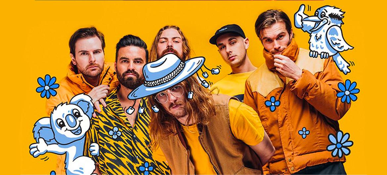 Nieuwe muziek Winston Surfshirt
