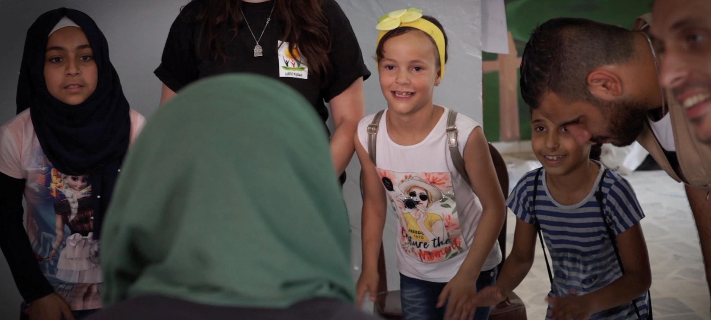 Muziek helpt kinderen in conflictgebieden