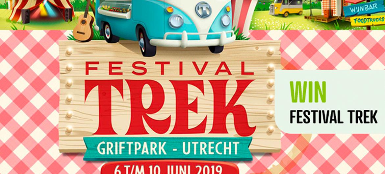 Win een trektocht voor TREK Festival